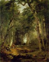 Durand, Asher Brown - In the Woods