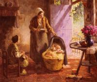 Evert Pieters - Feeding The Baby