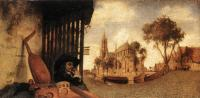 Fabritius, Carel - View of the City of Delft