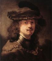 Flinck, Govert Teunisz - Portrait of Rembrandt
