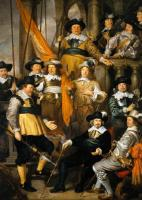 Flinck, Govert Teunisz - Company of Captain Albert Bas and Lieutenant Lucas Conijn