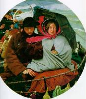 Ford Madox Brown - The Last of England by Ford Madox Brown