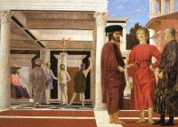 Francesca, Piero della - The Flagellation