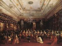 Francesco Guardi - Ladies Concert at the Philharmonic Hall
