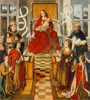 Gallego, Fernando - Madonna of the Catholic Kings