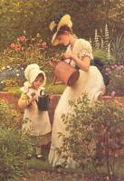 George Dunlop, Leslie - The Young Gardener