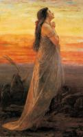 George Elgar Hicks - The Lament Of Jephthahs Daughter
