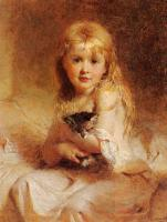 George Elgar Hicks - Young Companions