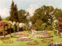 George Marks - The Rose Garden