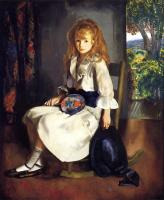 George Wesley Bellows - Anne in White