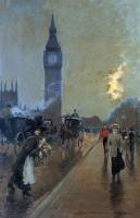 Georges Stein - A View of Big Ben London