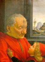 Ghirlandaio, Domenico - An Old Man and His Grandson