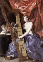 Giovanni Lanfranco - Allegory Of Music