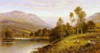 Glendening, Alfred - Early Evening, Cumbria