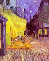 Gogh, Vincent van - Cafe Terrace at Night