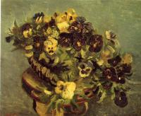Gogh, Vincent van - Bowl of Pansies