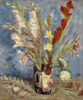 Gogh, Vincent van - Vase with Gladioli