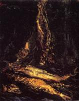 Gogh, Vincent van - Still Life with Red Herrings