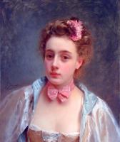 Gustave Jean Jacquet - Dressed for the ball