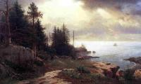 Hazeltine, William Stanley - View of Mount Desert