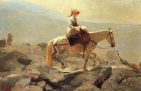 Homer, Winslow - Oil On Canvas