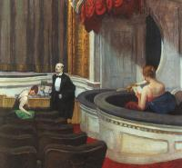 Hopper, Edward - Two on the Aisle