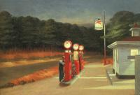 Hopper, Edward - Gas