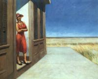 Hopper, Edward - Carolina Morning