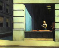Hopper, Edward - New York Office