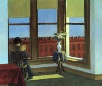 Hopper, Edward - Room in Brooklyn
