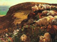 Hunt, William Holman - On English Coasts