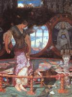 Hunt, William Holman - The Lady of Shalott
