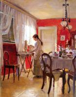 Ilsted, Peter - The Dining Room