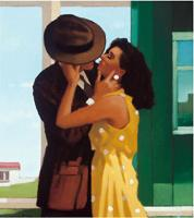 Jack Vettriano - Oil Painting
