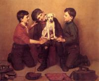 John George Brown - The Foundling