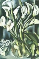 Lempicka, Tamara de - Abstract Oil Painting
