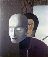 Magritte, Rene - he is not speaking