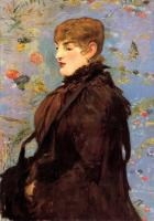 Manet, Edouard - Autumn( Study of Mery Laurent)
