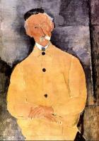 Modigliani, Amedeo - Oil Painting