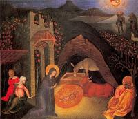 Paolo, Giovanni di - Nativity