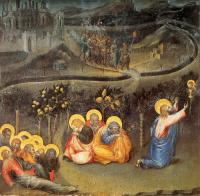 Paolo, Giovanni di - The Agony in the Garden
