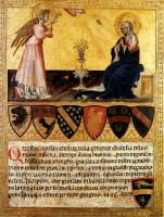 Paolo, Giovanni di - The Annunciation