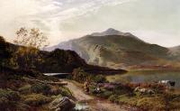 Percy, Sidney Richard - A Rest On The Roadside
