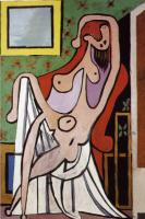 Picasso, Pablo - abstract oil painting