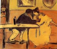 Picasso, Pablo - the couch