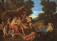 Poussin, Nicolas - Mars and Venus