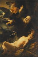 Rembrandt - The Sacrifice of Abraham