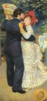 Renoir, Pierre Auguste - Dance in the Country