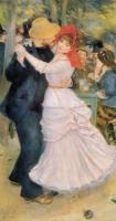 Renoir, Pierre Auguste - Dance at Bougival