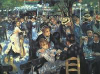 Renoir, Pierre Auguste - The Ball at the Moulin de la Galette